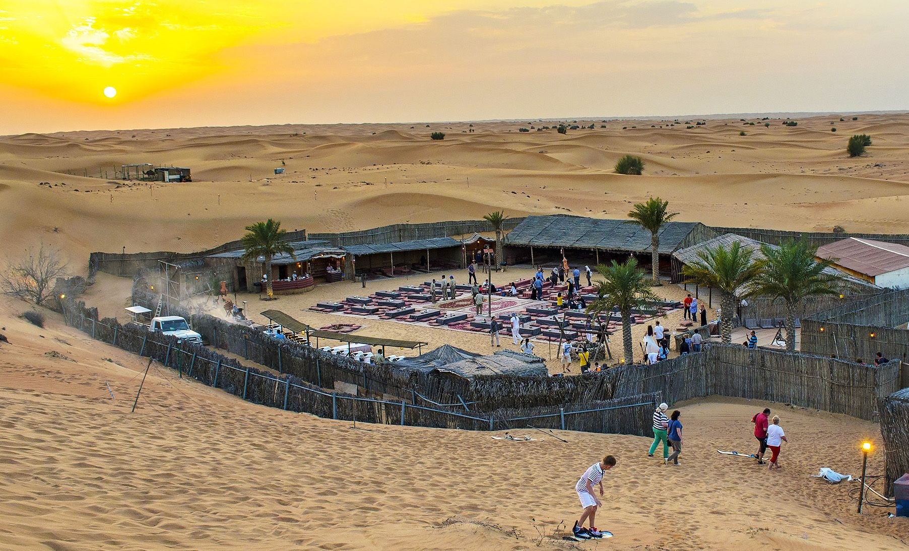 desert-safari-camp