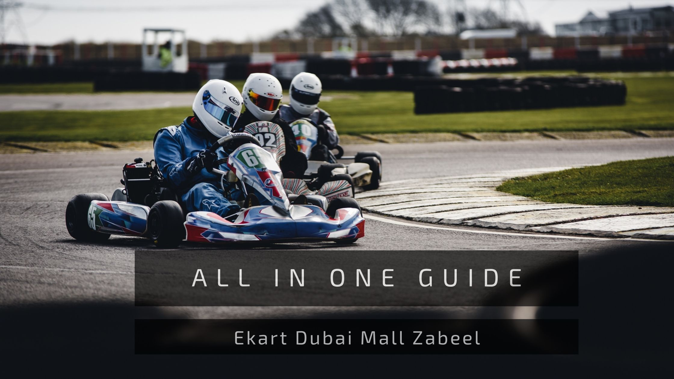 All you need to know about Ekart In Dubai Mall